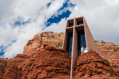 Chuch in The Rock