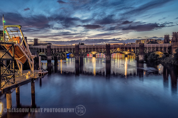 View from the Albert Bridge