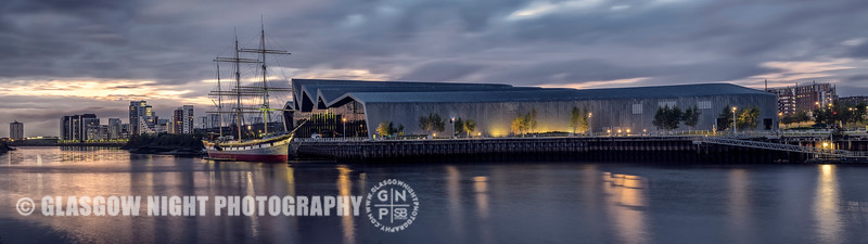 The Glenlee and the Transport Museum