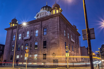 Gurdwara Singh Sabha on Berkeley Street
