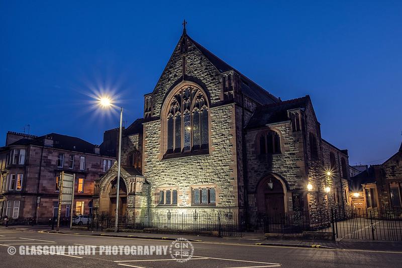 St Helen's Church, Langside Avenue