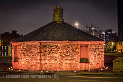 Old Toll House at Pollokshaws Roundabout