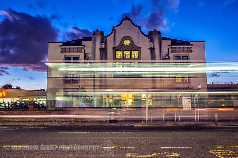 The old Muirend Cinema