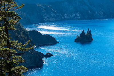 Crater Lake, Crater Lake National Park, OR