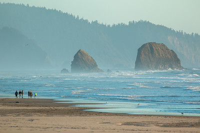 Haystack Rock, Canon Beach, OR
