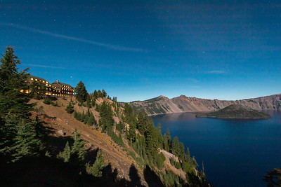 Crater Lake Lodge, Crater Lake National Park, OR