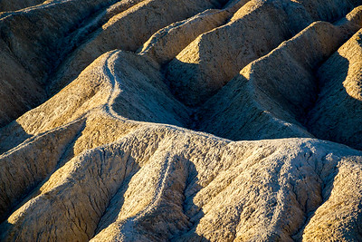 Zabriske Point, Death Valley National Park, CA