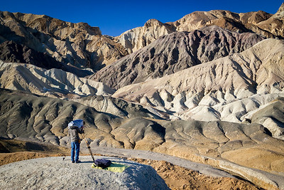 20 Mule Team Canyon, Death Valley National Park, CA