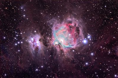 Great Orion Nebula, M42