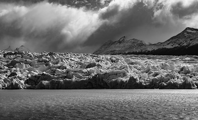 Gray Lake, Torres del Paine NP, Chile