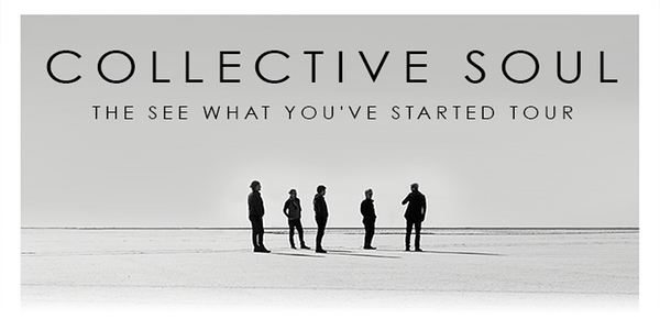 Collective Soul - The See What You've Started Tour