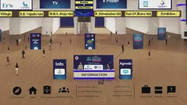 Sanofi Exhibition Video