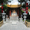 International Buddhist  temple.