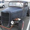 """Whatta cool ole driver...<br /> <br /> Interesting bumpers, front & rear, making it legal I guess....<br /> <br /> Custom bumpers, vintage license plate, 1 1/4"""" trailer hitch, stainless tailgate chains, fender-well exit headers, wood side-boards, new rubber & red wheels & leaf spring rear.....what else would a guy need...other than maybe fenders & running boards<br /> <br /> Ted......?"""