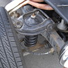 Some kind of independent suspension with rack & pinion steering...
