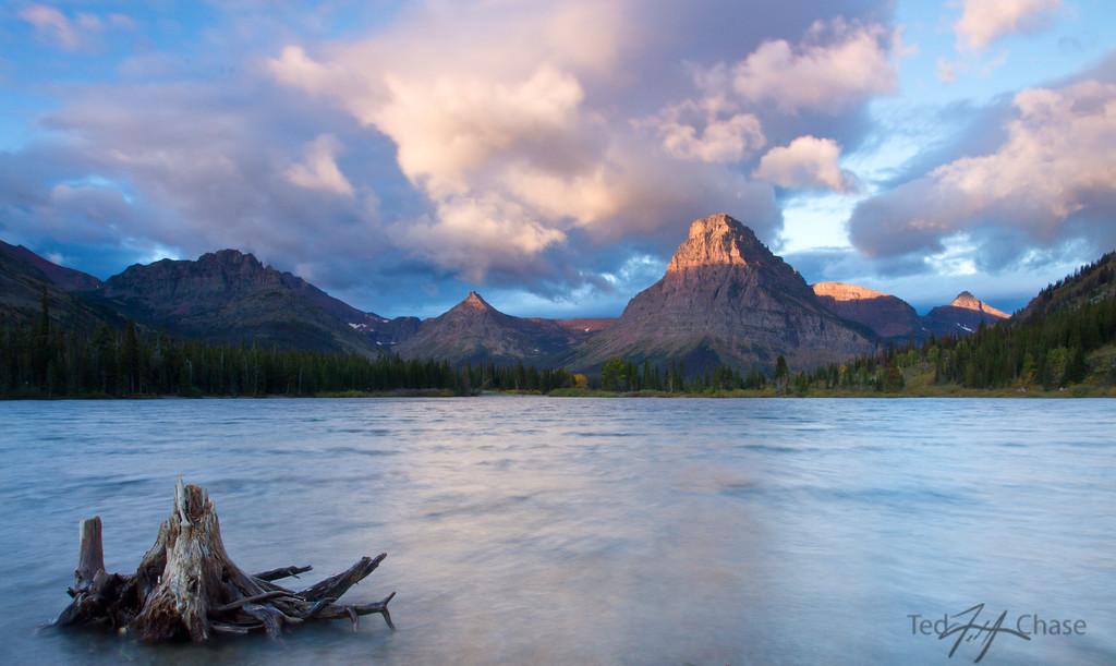 Two Medicine Lake Sunrise