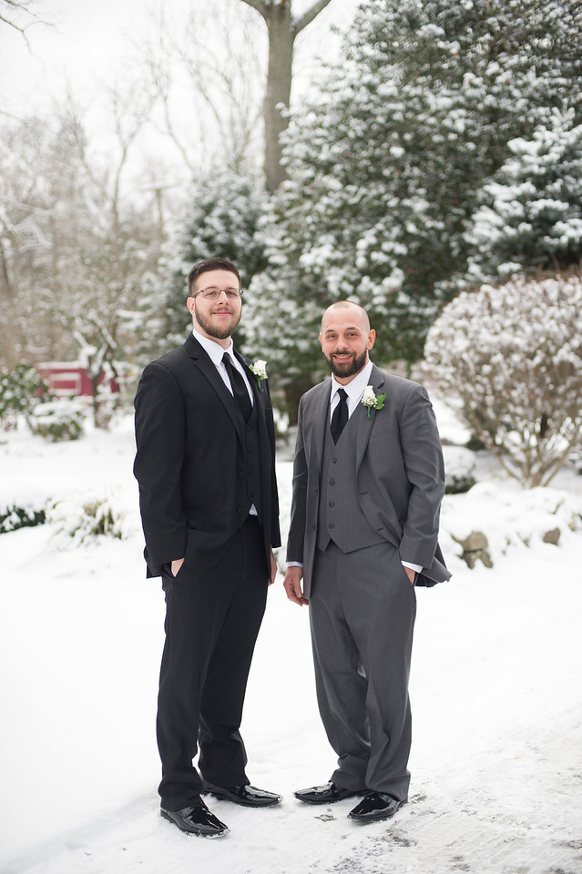 Colleen and Mike's Wedding 12-30-17