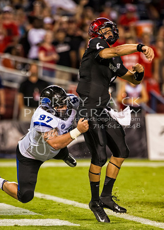 San Diego State vs  Eastern Illinois-456