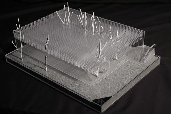 Plexi Glass Model