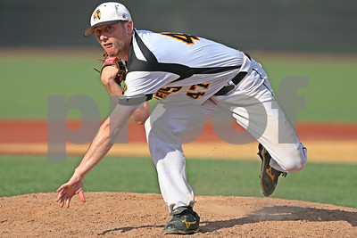 Adelphi University lefthander Jason Intelisano lets a pitch go during a game vs Pace University  LP-09-1135-29-crop copy