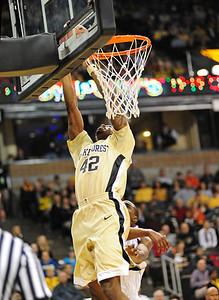 Williams rebound-shot