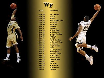 WF Basketball wallpaper 1024X768