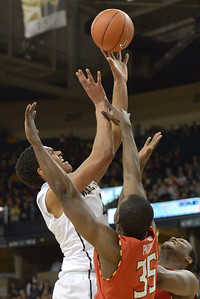 Devin Thomas shot after rebound