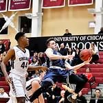 UAA:  Chicago vs Brandeis January 20, 2017