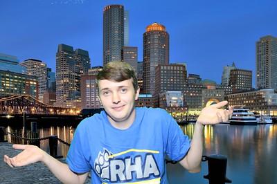 UNH Freshman Jukebox w/ RHA 8/29/15 @ UNH MUB - Durham, NH