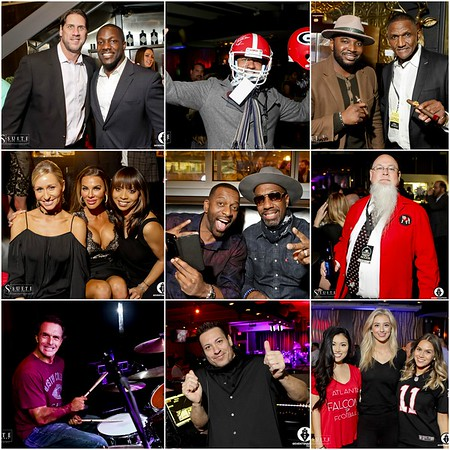 COLLEGE FOOTBALL LEGEND PARTY @ SUITE LOUNGE