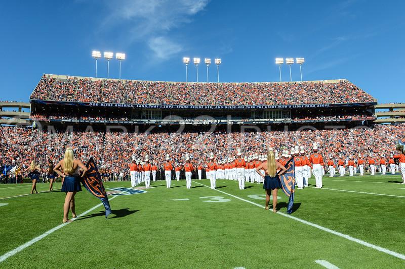 2016 Vanderbilt at Auburn Football