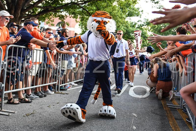 2018 Arkansas at Auburn