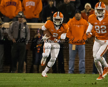 Clemson Tigers wide receiver Sammy Watkins (2)