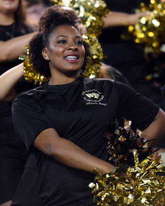 Deacon band flag girl