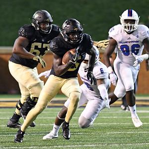 Arkeem Byrd breaks long run
