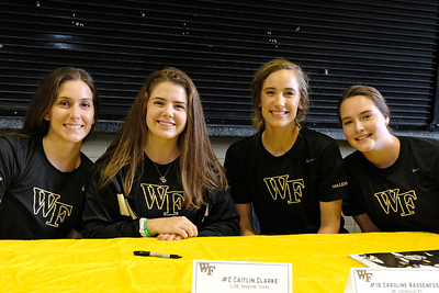 Wake Forest Volleyball 05