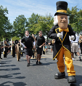Pregame Deacon Walk