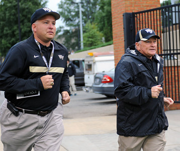 Coach Grobe and guest coach