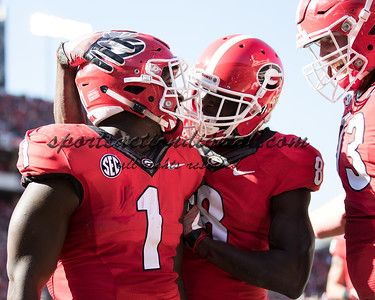 Sony Michel, Riley Ridley