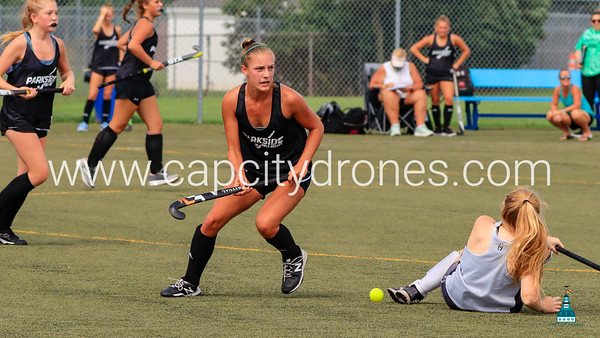Cape Henlopen  Hs Field Hockey Play Day Game 4