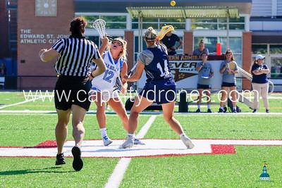 Navy Lady Mids vs North Carolina Tar Heels