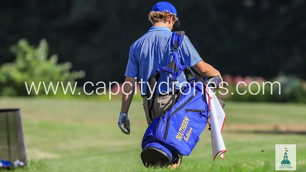 "Southern High Golf ""Back 9 Crofton Country Club"""