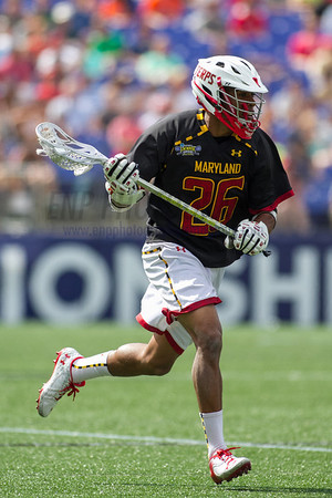 (camera e) NCAA Men Lacrosse Semifinal Maryland vs Notre Dame (5-24-14)