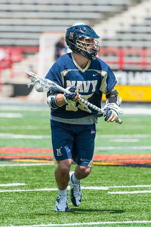 Navy vs. Maryland Lacrosse 5-4-14