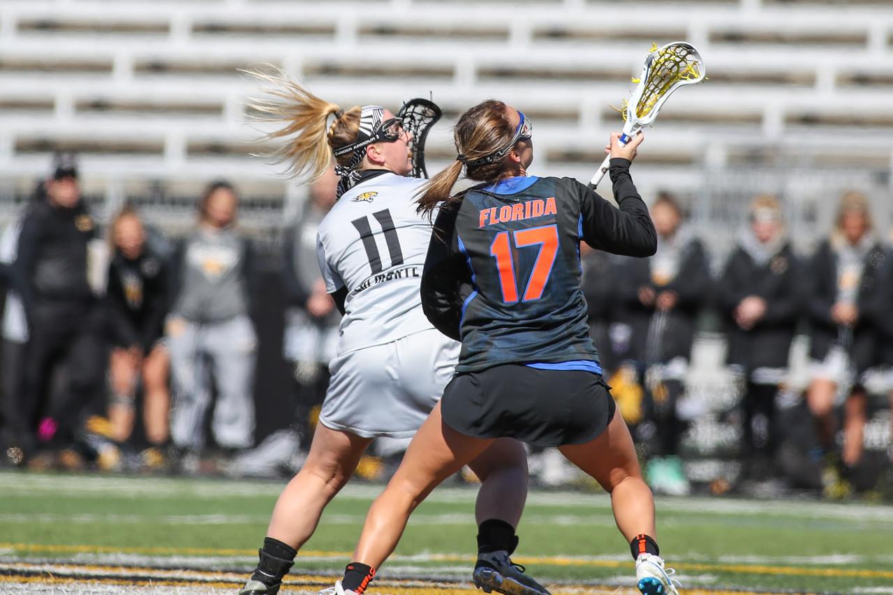 NCAA LACROSSE: Women Florida at Towson