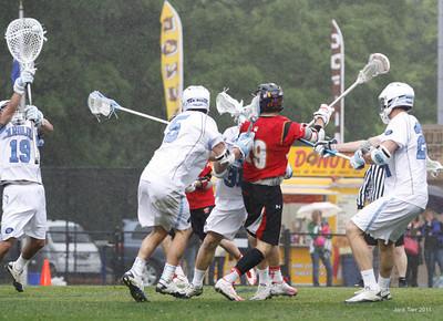 Maryland at UNC ACC Championship semi-finale 4-22-11