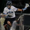 UNC defeats Notre Dame in overtime 9 to 8 Friday night May 6, 2011 at Fetzer field in Chapel Hill, NC