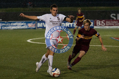 Loyola Advances to MVC Semifinals on late goal against Missouri State