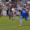 VA Tech falls 1-3 at SLU Billikens in NCAA D1 Mens Soccer 31 Aug 2014