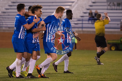 SLU Billikens Get a Win against STLFC